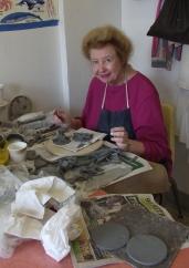 Sheila at sirovich