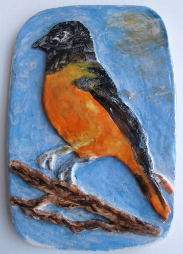Tile by Caren Kramer