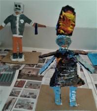 VACNJ Cardboard Figures