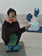 VACNJ Cardboard Figure